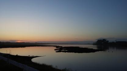 Moss Landing Sunset