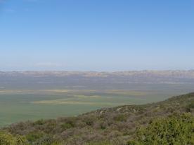 Caliente Ridge