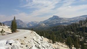 Yosemite Hwy 120