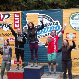 Ashland Mountain Challenge Podium