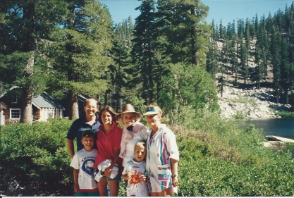 Fun With Family, Stanford Sierra Camp, 1993