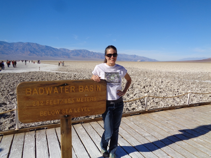 Me, Badwater