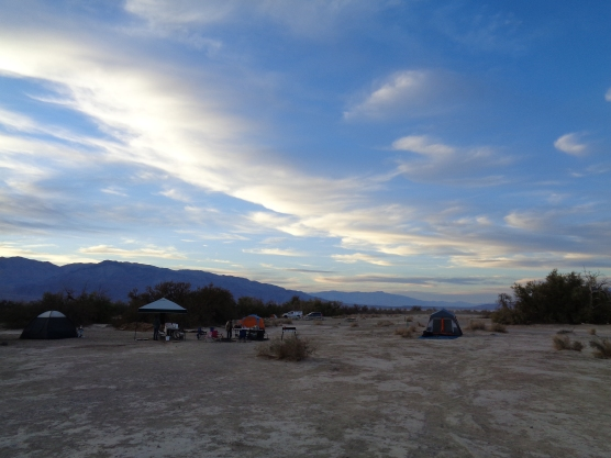 Campsite, Furnace Creek