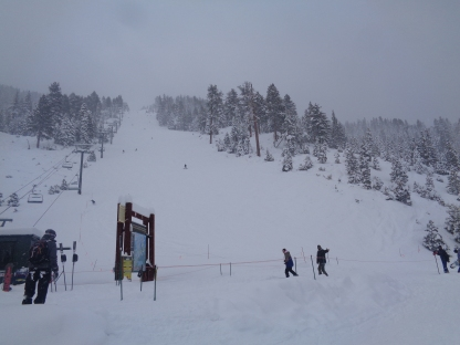Gunbarrel, Heavenly