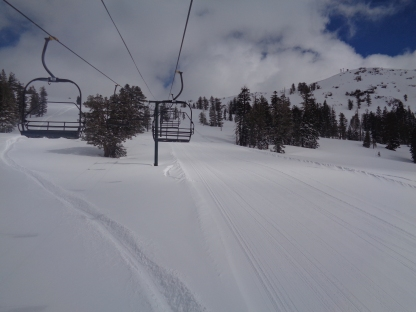 Chair 2, Kirkwood