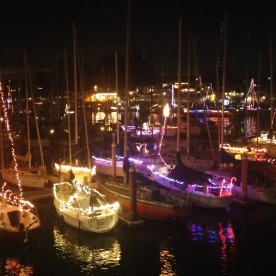 Christmas at the Harbor
