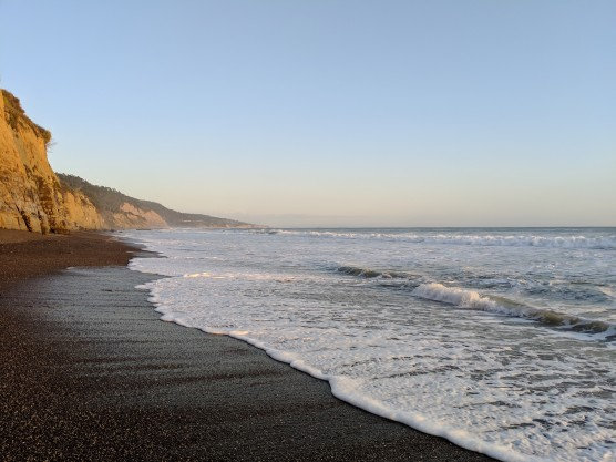 Ano Nuevo Beach