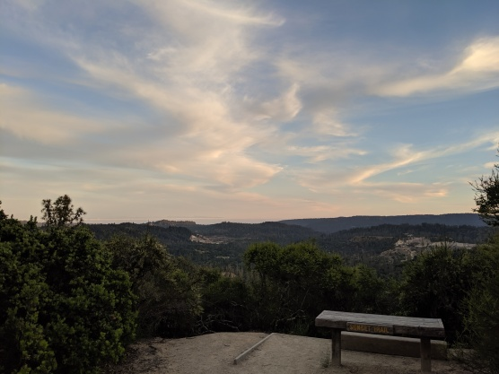 Top of Sunset Trail