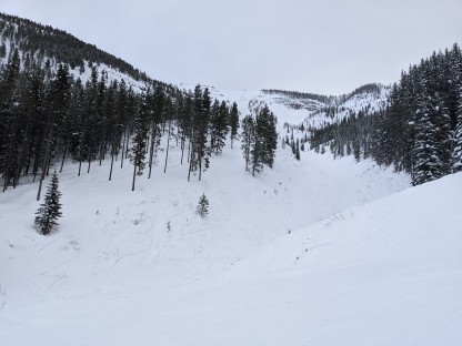 Bottom of Taynton Bowl