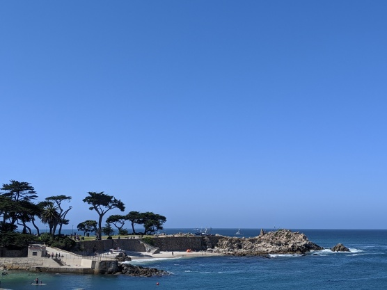 Lover's Point, Monterey
